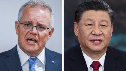 China's latest move a mere formality as Xi and Morrison speak the dialogue of the deaf