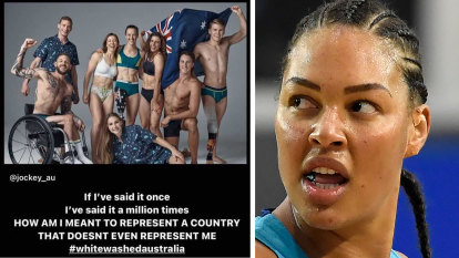 'Everything will work out': Jackson confident Cambage will compete at Olympics
