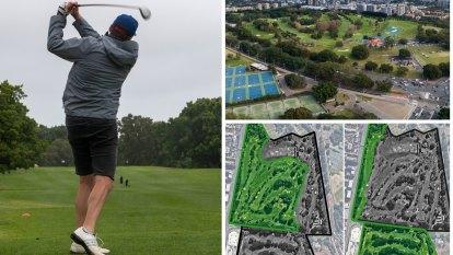 Less is Moore: Sydney council reveals plans to halve golf course