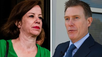Christian Porter, defamation barrister ordered to pay Jo Dyer's legal costs