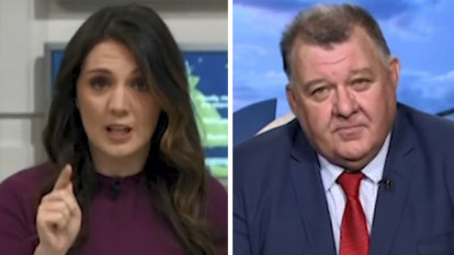 'I am so qualified': Meteorologist responds to MP Craig Kelly's insult