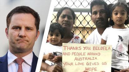 Murugappan asylum seeker family given three-month bridging visas