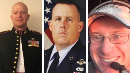 Bodies of US firefighters retrieved as cockpit recorder may give answers
