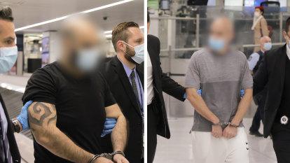Fake UK passport, Albanian fraudster, dead German bikie: Australian drug ring's network