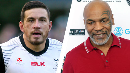 'He'd end up in the morgue': Fenech warns Sonny Bill Williams about fighting Tyson