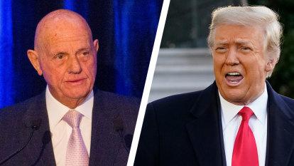 'He fell apart': Billionaire Solomon Lew on the demise of former business partner Donald Trump