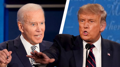 Thursday's undignified presidential debate didn't help soothe investors' nerves.
