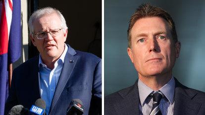 Porter's secretive behaviour should disqualify him from Parliament