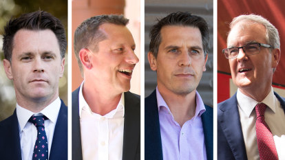 The four candidates lining up for Labor leadership after disastrous byelection