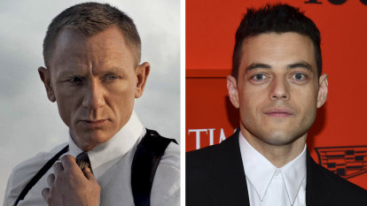 Daniel Craig to face off against Rami Malek in James Bond's 25th film