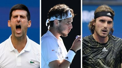 Get the jab or skip a slam: does professional tennis have a vaccination problem?