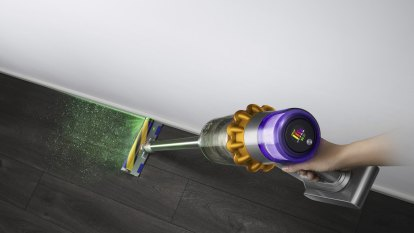 Thought your house was clean? Dyson's here to tell you otherwise.