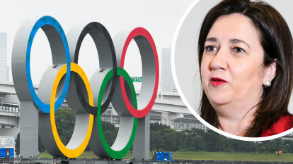 Premier, lord mayor's Tokyo trip set for lift-off ahead of Games decision