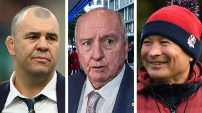Why Eddie and Cheika would succeed in league where Alan Jones failed