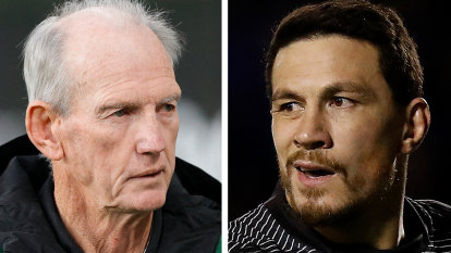 'Lot of similarities': Sonny Bill and Bennett cut from same cloth, says Fittler