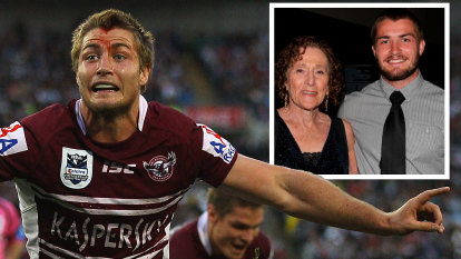 'It's what she wanted': Foran opens up on late fan's hope for his Sea Eagles return