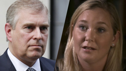 Prince Andrew's friends say BBC gave accuser a soft interview