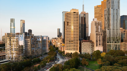 'Playing in shadows': Towers approved next to Birrarung Marr