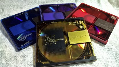 Bringing MiniDisc back from the dead