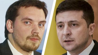 Ukrainian PM Honcharuk resigns after recordings critical of President Zelenskiy published
