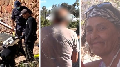 Owner of Lightning Ridge castle attraction charged with woman's murder