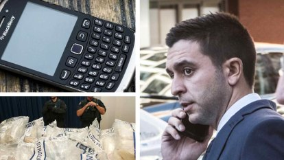 Five men guilty, 79 years' jail over two tonnes of drugs worth $1 billion