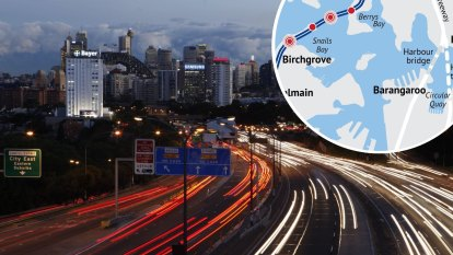 New Sydney Harbour tunnel gets green light, construction starts 2022