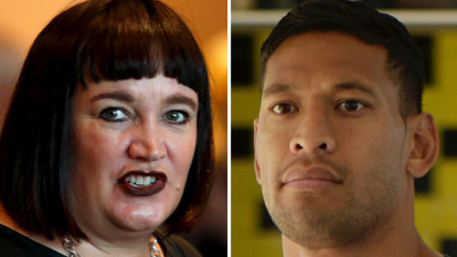 RA feared for Castle after death threat at height of Folau scandal
