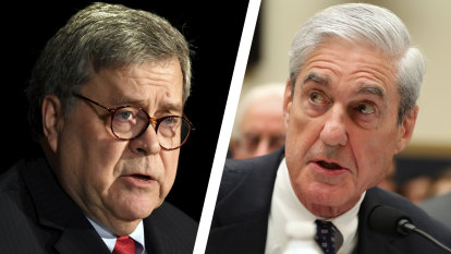'Misleading': Federal judge sharply rebukes Barr's handling of Mueller report