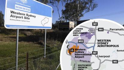Sydney's planned M12 airport motorway deemed 'high priority'