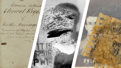 From WhatsApp to William Bligh: The story behind the Archives battle