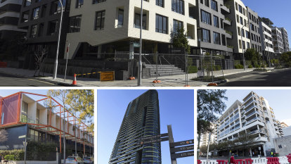 Apartment oversupply and construction defects give lenders pause for thought