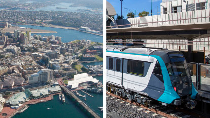 Inner Sydney suburb firms as location for new metro train station
