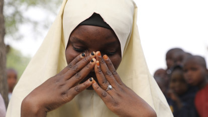 Police confirm 317 schoolgirls kidnapped in night-time raid in Nigeria