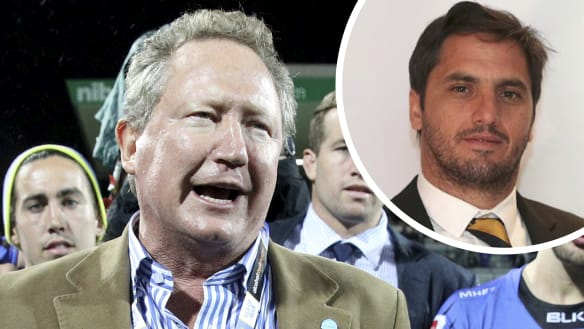 'Twiggy' recruits World Rugby deputy to head mining push in Argentina