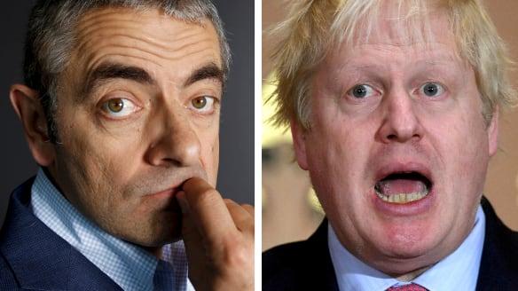 'Almost perfect visual simile': Rowan Atkinson defends Boris Johnson in burqa row