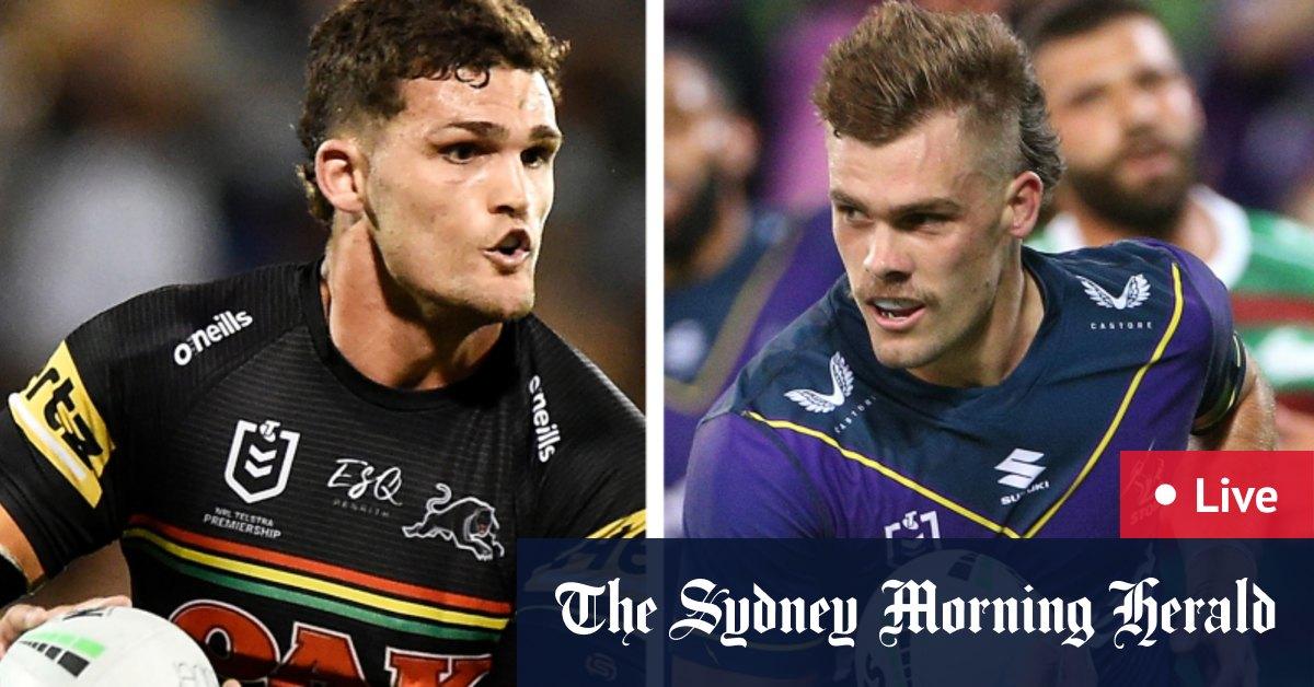 NRL 2021 finals LIVE updates: Melbourne Storm v Penrith Panthers – The Sydney Morning Herald
