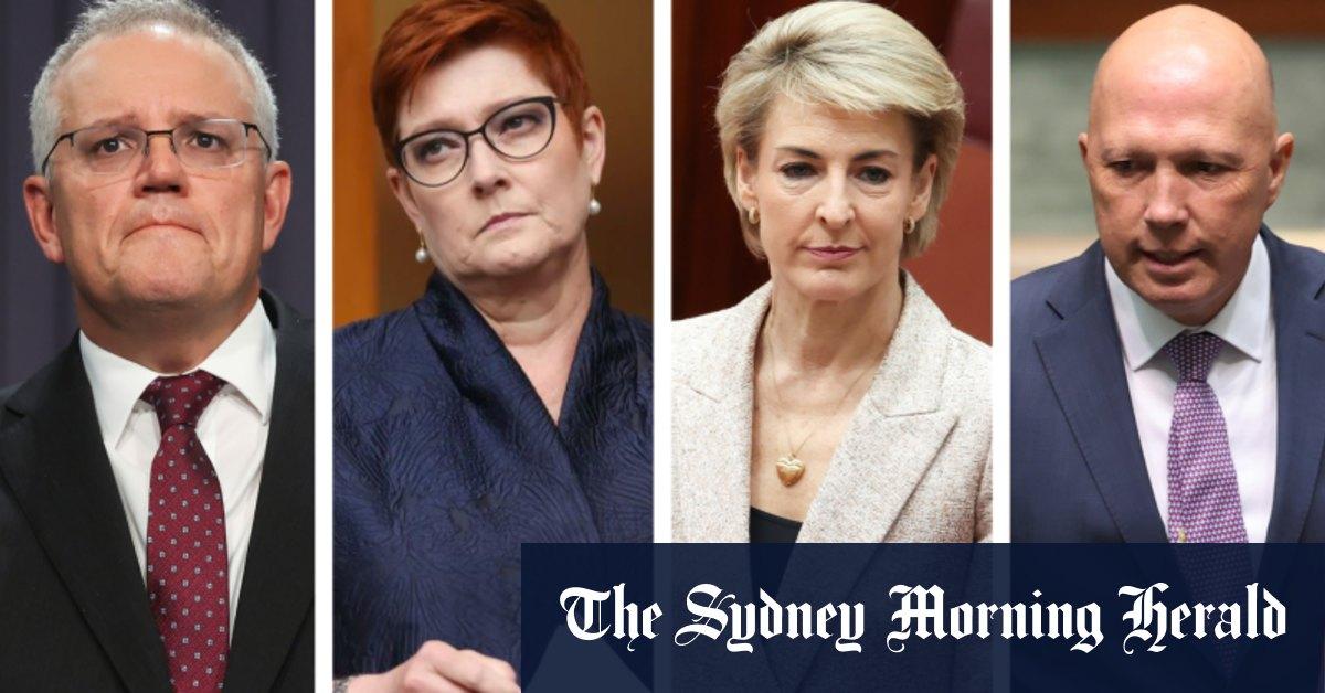 Marise Payne the 'prime minister for women' as Morrison adds women's taskforce in reshuffle – Sydney Morning Herald