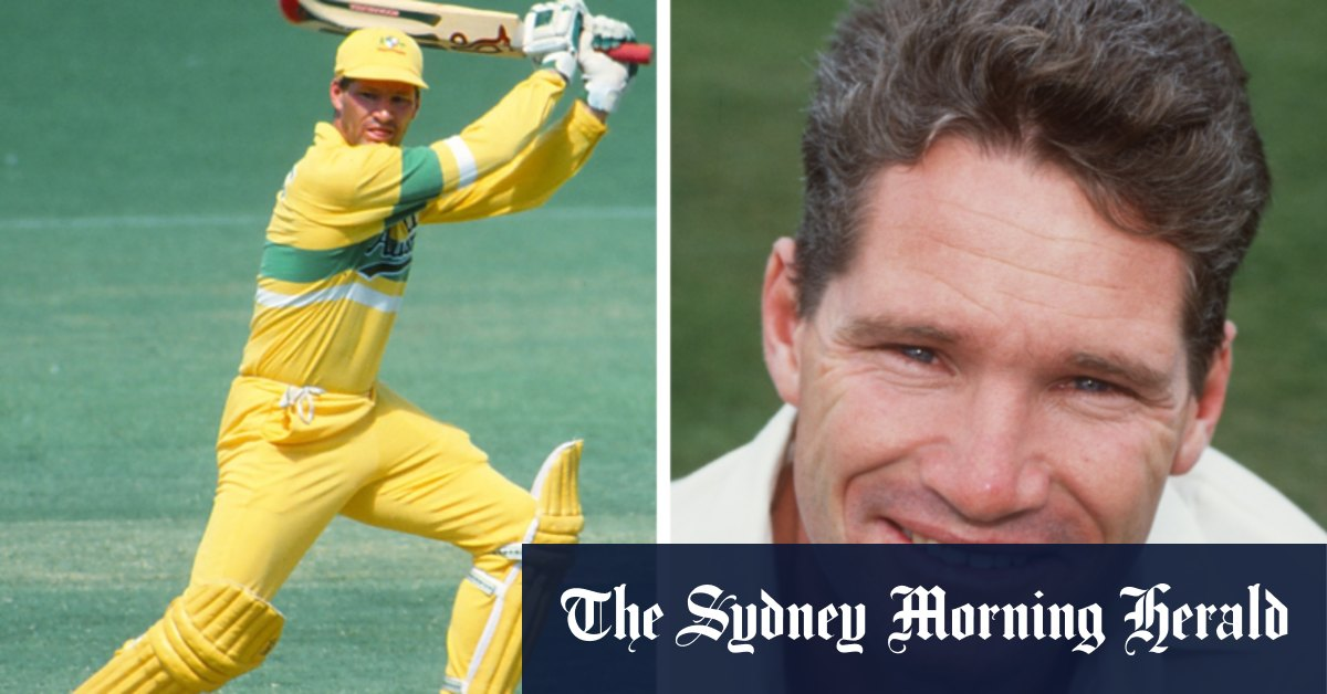 Dean Jones Dies Aged 59 Cricket World Political Leaders And Sports Lovers Mourn A Wonderful Soul