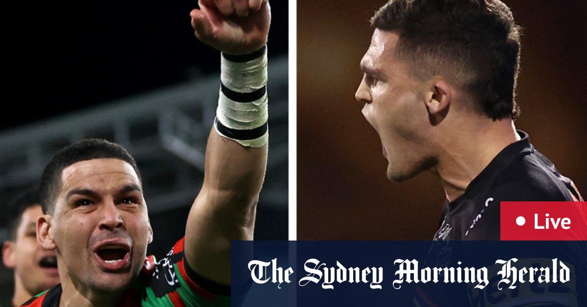 NRL 2020 finals LIVE: Penrith Panthers v South Sydney Rabbitohs – The Sydney Morning Herald