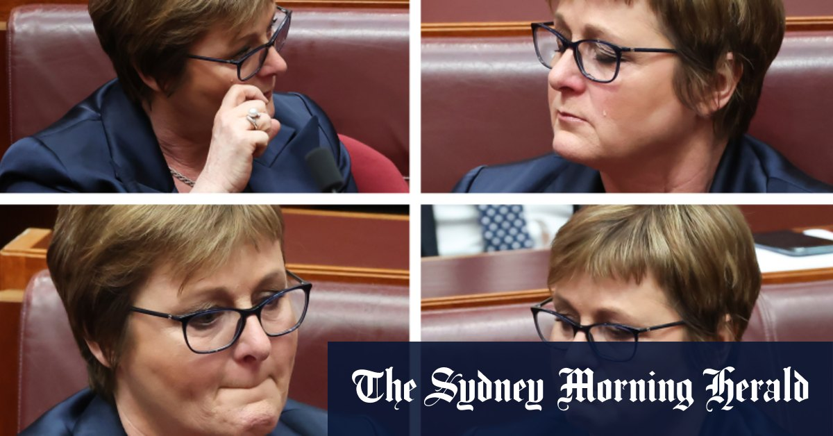 'Deeply sorry': Defence Minister forced to explain rape allegation response – Sydney Morning Herald