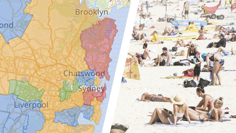 How Nsw Released Covid Data By Postcode
