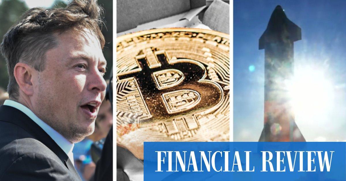 Musk underlines bitcoin's biggest weaknesses