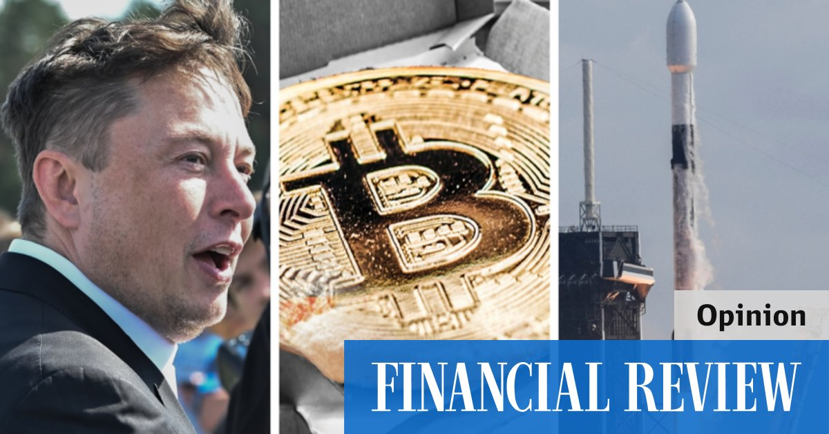 Why bitcoin is worth anything or nothing