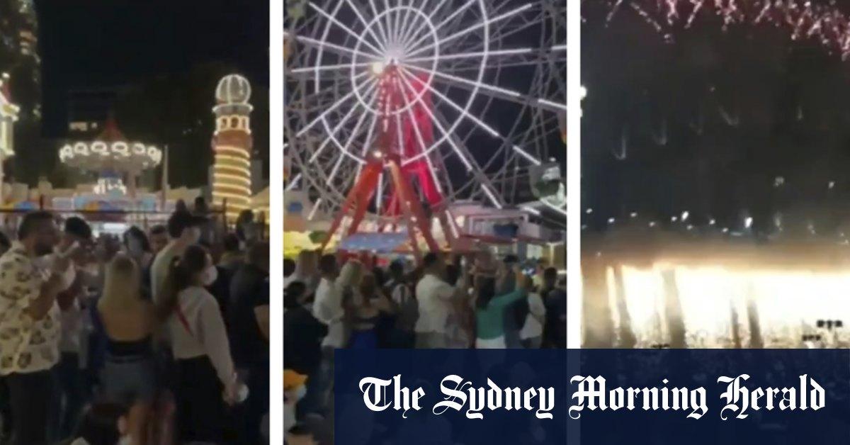 Luna Park denies breaching NYE COVID-19 rules but will still pay $5000 fine – Sydney Morning Herald