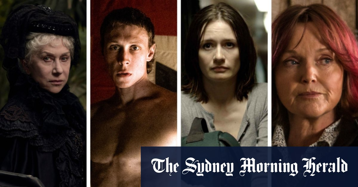 Why are so many British actors starring in Australian films?