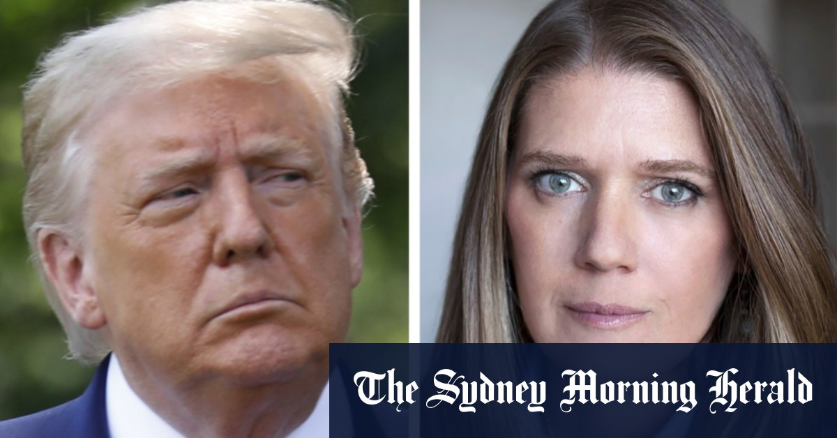 Donald Trump's niece Mary sues him for 'rampant fraud' – Sydney Morning Herald