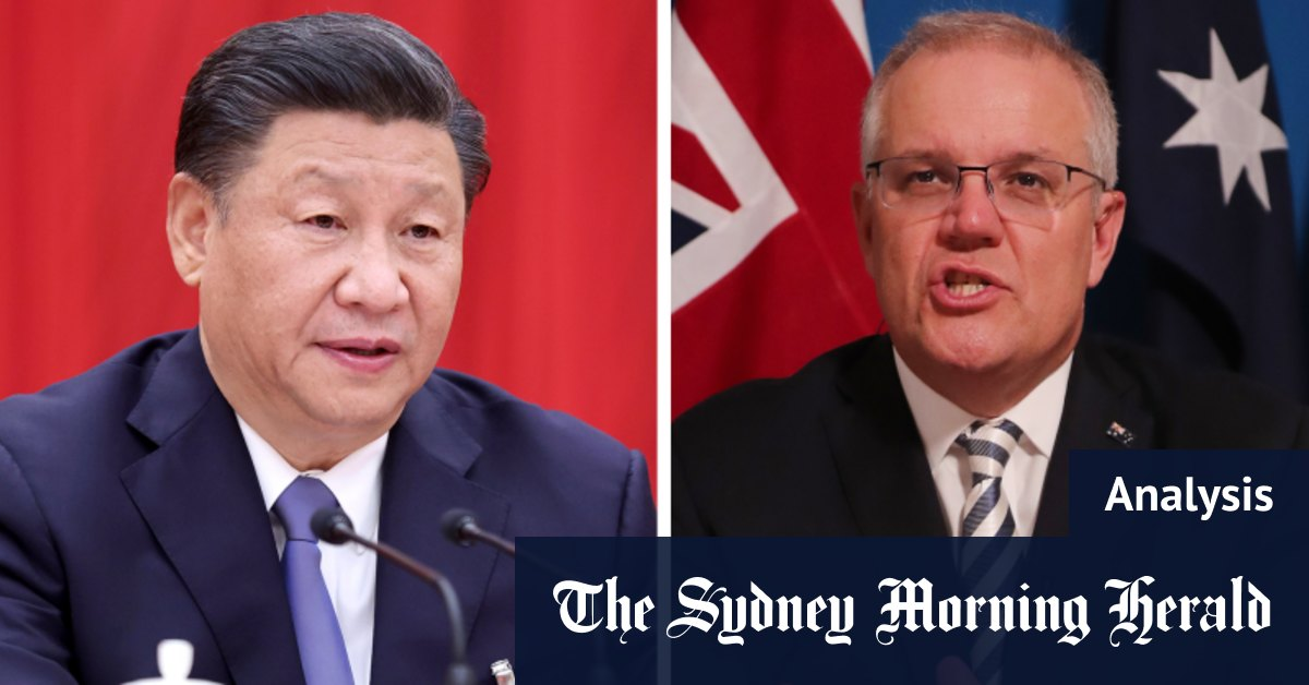 Australia leads the world confronting China for better or worse – Sydney Morning Herald
