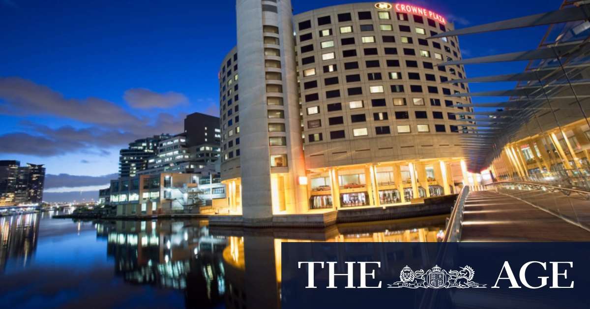 Security firm with four full-time staff contracted to work at quarantine hotels – The Age
