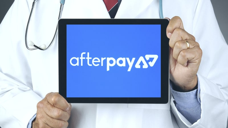 Afterpay shares slump as Visa enters buy-now, pay later